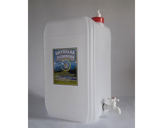 Umywalka plenerowa (duży kran) - 30l