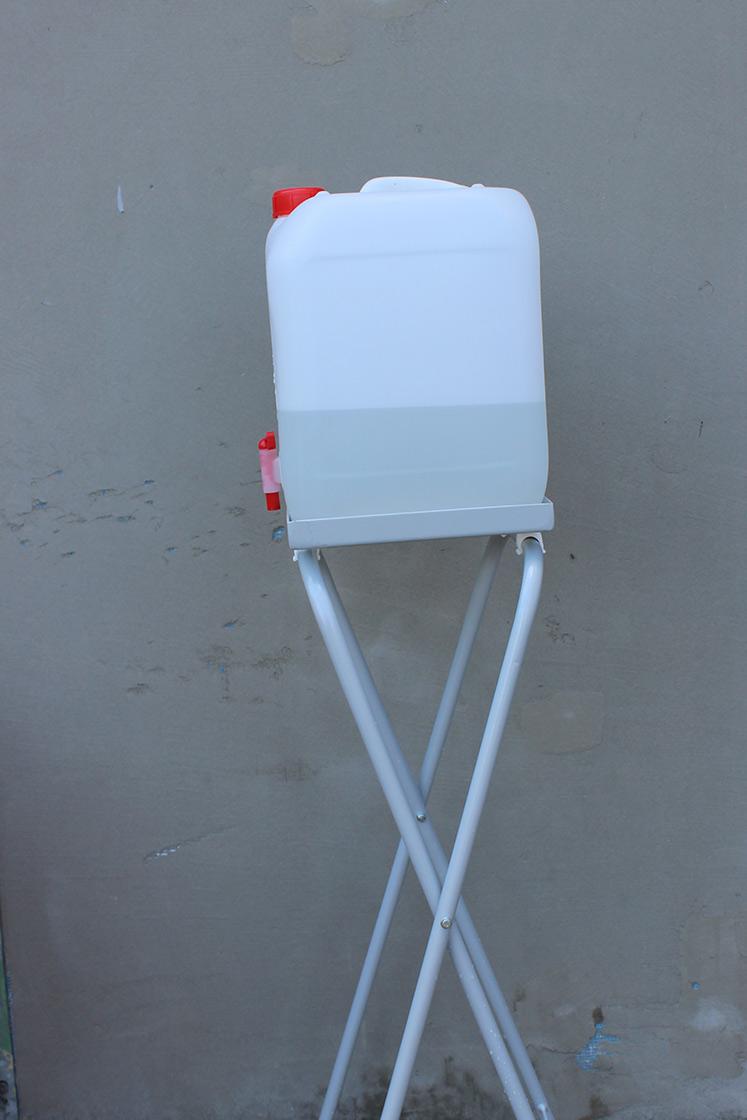 Umywalka plenerowa - stojak